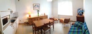 Appartement-3- Location 5 personnes en baie de Douarnenez Ploenevez-porzay
