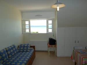 Appartement-5- Salon et salle à manger- Location Plonevez-porzay
